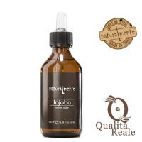 Naturalmente Organic Cold Pressed Jojoba Oil 100 mL