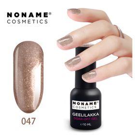 Noname Cosmetics #047 3-vaihe geelilakka 10 mL