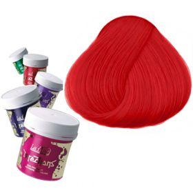 La Riché Cosmetics Poppy Red Directions Shock suoraväri 89 mL