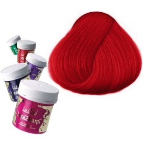La Riché Cosmetics Vermillon Red Directions Shock suoraväri 89 mL