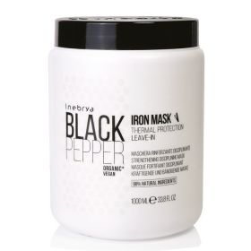 Inebrya Ice Cream Black Pepper Iron Mask Leave-In 1000 mL