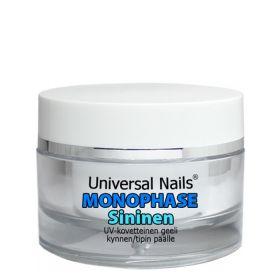 Universal Nails Sininen Monophase UV/LED geeli 10 g