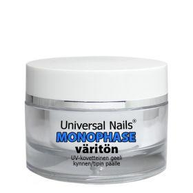Universal Nails Kirkas Monophase UV/LED geeli 10 g