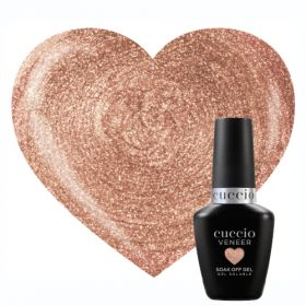 Cuccio Veneer Rose Gold Slippers geelilakka 13 mL