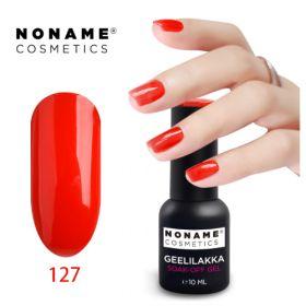 Noname Cosmetics #127 3-vaihe geelilakka 10 mL
