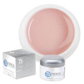 Star Nail Opaque Petal Pink T3 Fibergel UV geeli 28 g