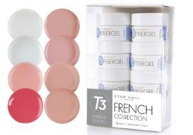 Star Nail T3 Fibergel French Collection UV geelipakkaus