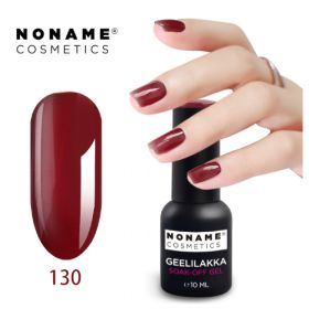 Noname Cosmetics #130 3-vaihe geelilakka 10 mL