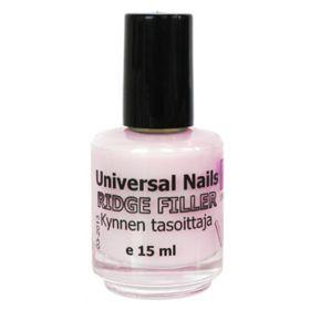 Universal Nails Ridge Filler kynnen tasoittaja 15 mL