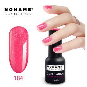 Noname Cosmetics #184 3-vaihe geelilakka 10 mL