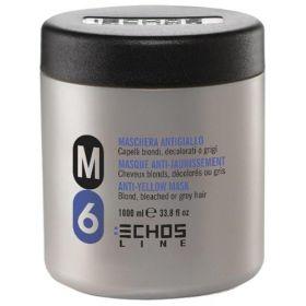 Echosline M6 Anti-Yellow hiusnaamio 1000 mL