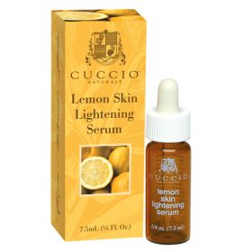Cuccio Naturalé Lemon Lightening Serum vaalentava ihoseerumi 7,5 mL