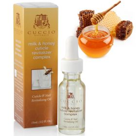 Cuccio Milk & Honey Cuticle Revitalizing Oil hoitoöljy 15 mL