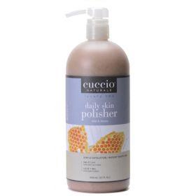 Cuccio Naturalé Daily Skin Polisher Milk & Honey hellävarainen kuorinta 946 mL