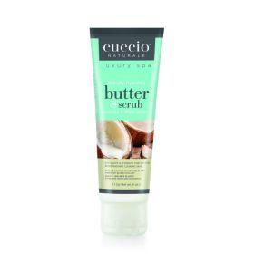 Cuccio Naturalé Butter Scrub Coconut & White Ginger kuorintavoide 113 g