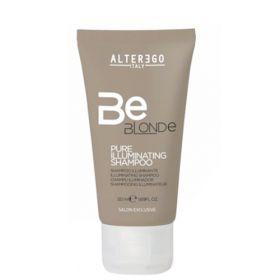 Alter Ego Italy Be Blonde Illuminating shampoo mini 50 mL