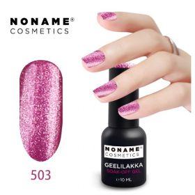 Noname Cosmetics #503 3-vaihe geelilakka 10 mL