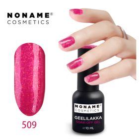 Noname Cosmetics #509 3-vaihe geelilakka 10 mL