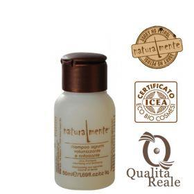 Naturalmente Citrus Energizing vahvistava shampoo mini 50 mL