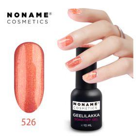 Noname Cosmetics #526 3-vaihe geelilakka 10 mL