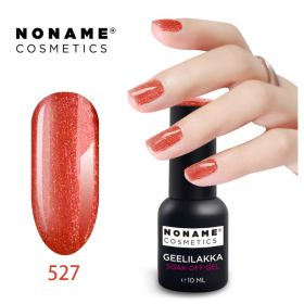 Noname Cosmetics #527 3-vaihe geelilakka 10 mL