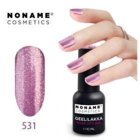 Noname Cosmetics #531 3-vaihe geelilakka 10 mL