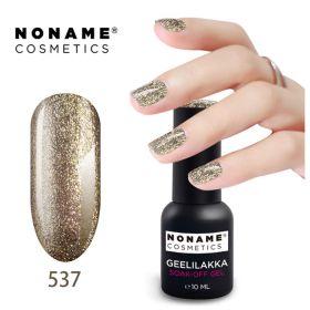 Noname Cosmetics #537 3-vaihe geelilakka 10 mL