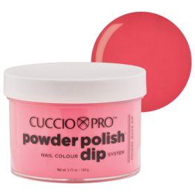 Cuccio Passionate Pink Dip Powder Polish dippipuuteri 163 g