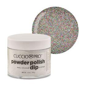 Cuccio Multi-color Glitter Dip Powder Polish dippipuuteri 45 g