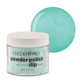 Cuccio Aquamarine Dip Powder Polish dippipuuteri 45 g