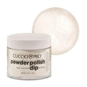 Cuccio Pearl 2in1 Dip Powder Polish dippi- & akryylipuuteri 45 g