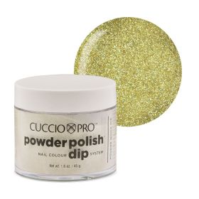 Cuccio Gold Mica Dip Powder Polish dippipuuteri 45 g