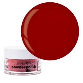 Cuccio Strawberry Red Dip Powder Polish dippipuuteri 14 g