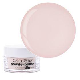 Cuccio Base / Sheer Pink Dip Powder Polish dippipuuteri 14 g