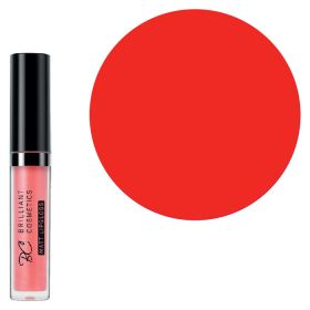 Brilliant Cosmetics Red Kiss 05 Matt Lipgloss huulikiilto 6 mL