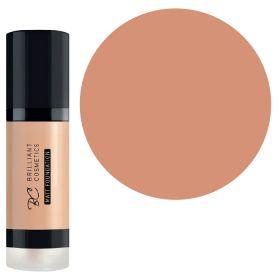 Brilliant Cosmetics Caramel 02 Matt Foundation meikkivoide 30 mL
