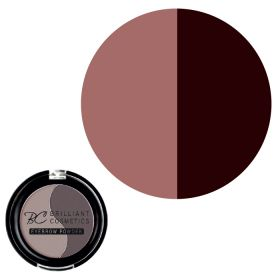 Brilliant Cosmetics Twilight Dark 01 Eyebrow Powder kulmaväri