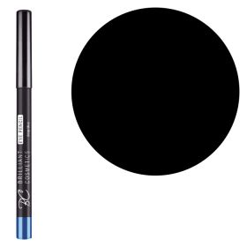 Brilliant Cosmetics Coal Black 01 Eye Pencil rajauskynä