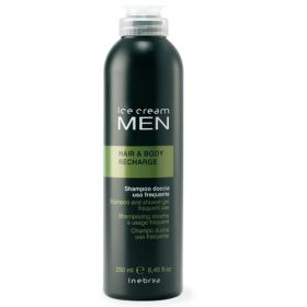 Inebrya Ice Cream Hair & Body Recharge shampoo 250 mL