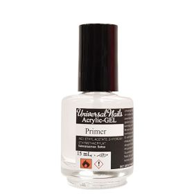 Universal Nails Acrylic-Gel Primer alustusaine 15 mL