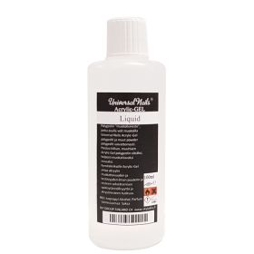 Universal Nails Acrylic-Gel Liquid polygeelin muotoiluneste 100 mL