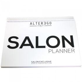 Alter Ego Italy Salon Planner ajanvarauskirja