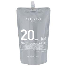Alter Ego Italy 6% Coactivator Cream hapete 1000 mL
