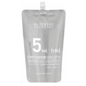 Alter Ego Italy 1,5% Coactivator Emulsion hapete 1000 mL