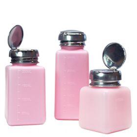 Noname Cosmetics Pinkki Metallinen Pumppupullo 250 mL