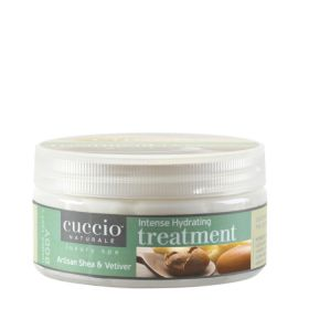 Cuccio Naturalé Artisan Shea & Vetiver Intense Hydrating Treatment kosteusvoide 226 g