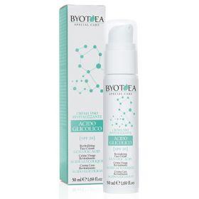 Byotea Glycolic Acid Revitalizing Face Cream kasvovoide 50 mL