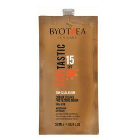 Byotea Sun Cream Medium SPF15 aurinkovoide 30 mL