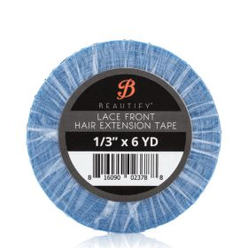 """Beautify 1/3"""" Lace Front pidennysteippi 6 yd"""