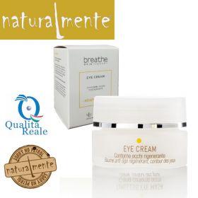Naturalmente Breathe Age Correcting Regenerating Eye Cream silmänympärysvoide 15 mL